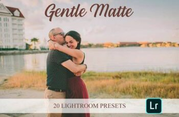 Lightroom Presets - Gentle Matte 4820446 3
