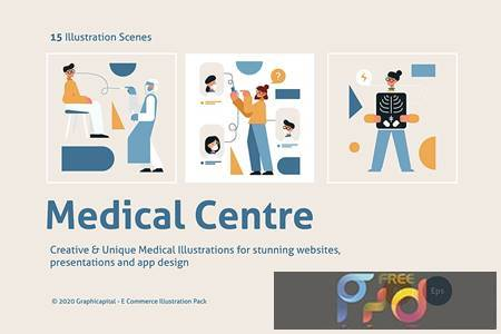 Medical Graphic Illustration 7YXK9DP 1