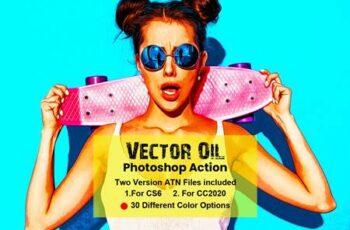 Vector Oil Photoshop Action 5637542 4