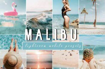 Vibrant MALIBU Mobile Phone Presets 4806700 5