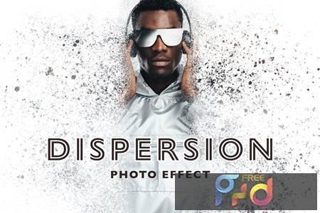 Dispersion Photo Effect 436Y4QA 1