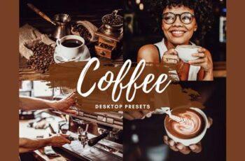Desktop Lightroom Presets COFFEE 4820672 6