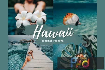 Desktop Lightroom Presets HAWAII 4820627 1