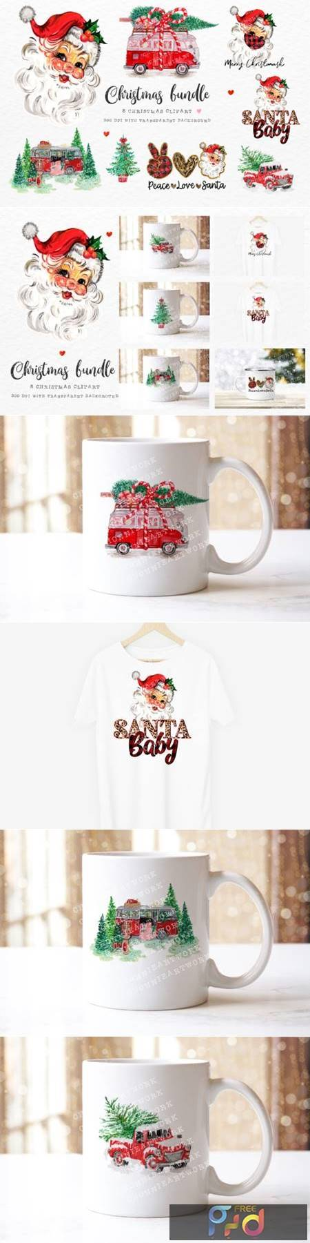 Christmas Bundle with Santa Baby 6918720 1