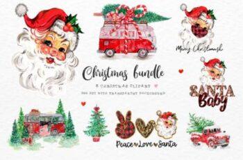 Christmas Bundle with Santa Baby 6918720 4
