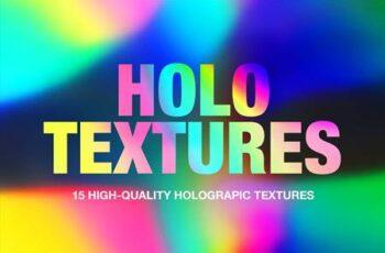 Holographic Foil Gradient Textures 4061718 6