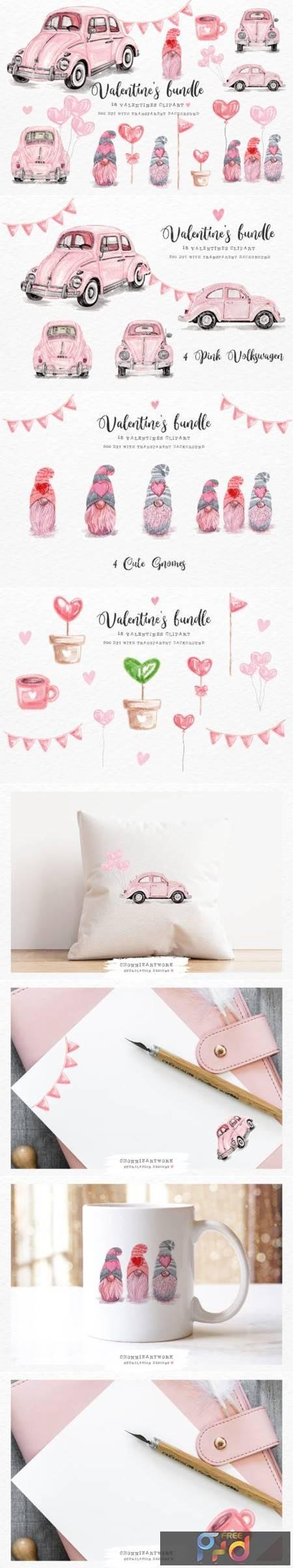 Valentines Day Bundle with Volkswagen 6916987 1
