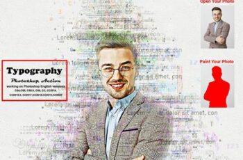 Typography Photoshop Action 5497844 7
