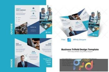 Business Trifold Brochure Template 4890604 9