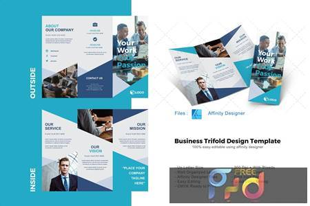 Business Trifold Brochure Template 4890604 1