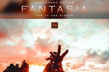 Fantasia - Photoshop Action 28955536 5