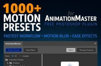 1000 Motion Presets for Animation Master 29302174 2