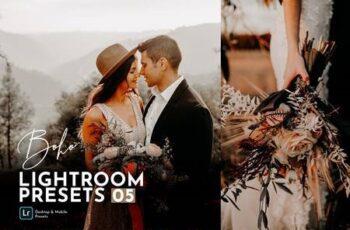 Boho Wedding Lightroom Presets Pack 5463743 3