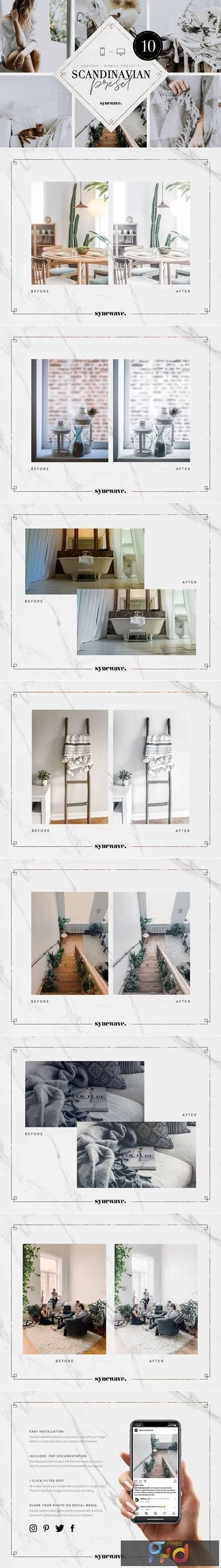 Scandinavian Lightroom Presets 5251277 1