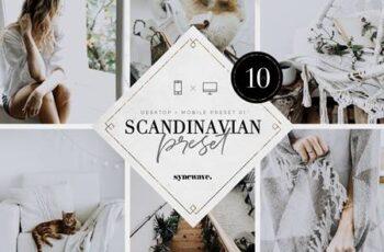 Scandinavian Lightroom Presets 5251277 6