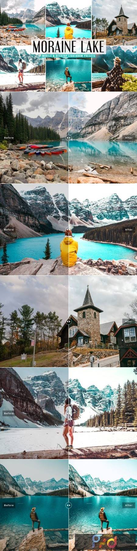 Moraine Lake Pro Lightroom Presets 6949322 1