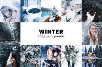 4 Winter Lightroom Presets 5627706 6