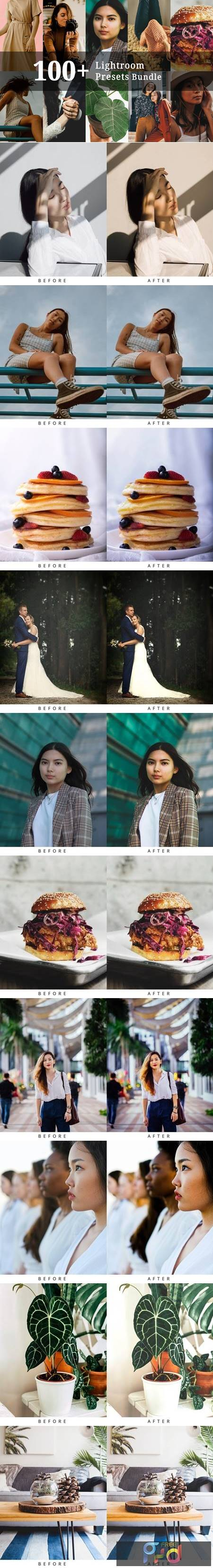 100+ Lightroom Presets Bundle 5363531 1