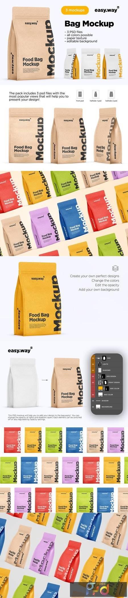 Paper Coffee Bag Mockup 5547171 1