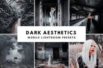 Dark Aesthetic Mobile Presets 5543725 3
