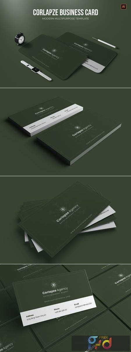 Corlapze - Business Card Z5A347B 1