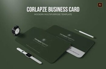 Corlapze - Business Card Z5A347B 7