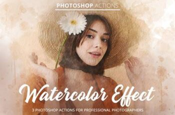 Watercolor Effect Actions for Ps 4848176 6