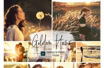 11 Golden Hour Lightroom Presets 5373537 6