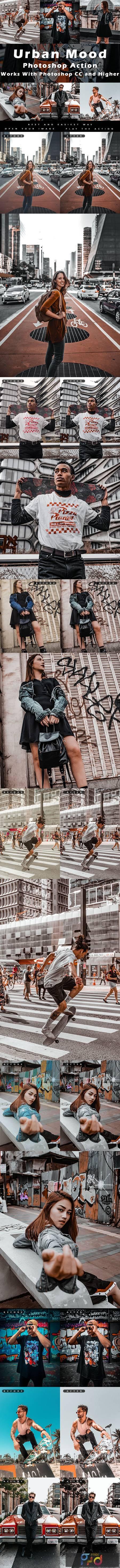Urban Mood - Photoshop Action 29183095 1