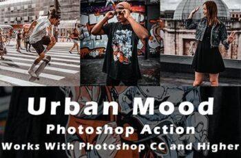 Urban Mood - Photoshop Action 29183095 5