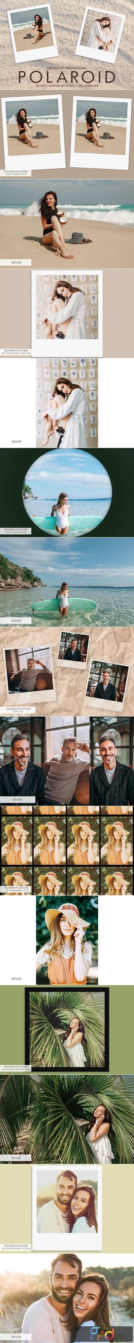 Polaroid Photoshop Actions 5428546 1