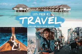 TRAVEL LUTs Pack #1 5460166 5