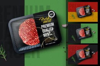 Hamburger Package Mockup KDVQAKT 2