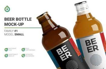 Beer Bottle Mockup 4998891 11