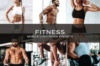 5 Fitness Lightroom Presets 5701237 2