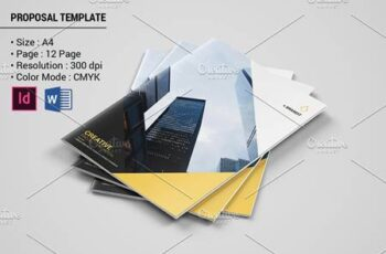 Business Proposal - V1003 4538540 5