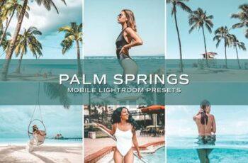 5 Palm Springs Lightroom Presets 5701312 5