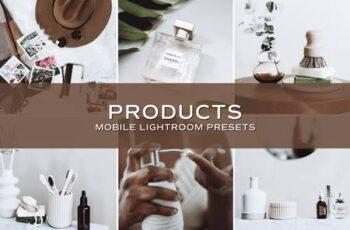 5 Product Lightroom Presets 5701357 2