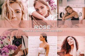 5 Rose Pink Lightroom Presets 5701373 4