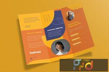 Corporate Trifold Brochure 54SB2HV 7