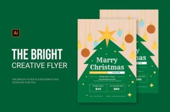 Marry And Bright - Flyer FEKKZF2 4