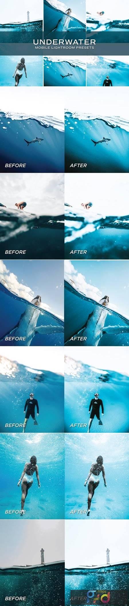 5 Underwater Lightroom Presets 5699142 1