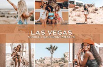 5 Vegas Lightroom Presets 5701207 6