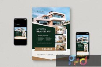 Real Estate Flyer Pack 8JWPGHP 7