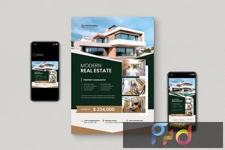 Real Estate Flyer Pack 8JWPGHP 1