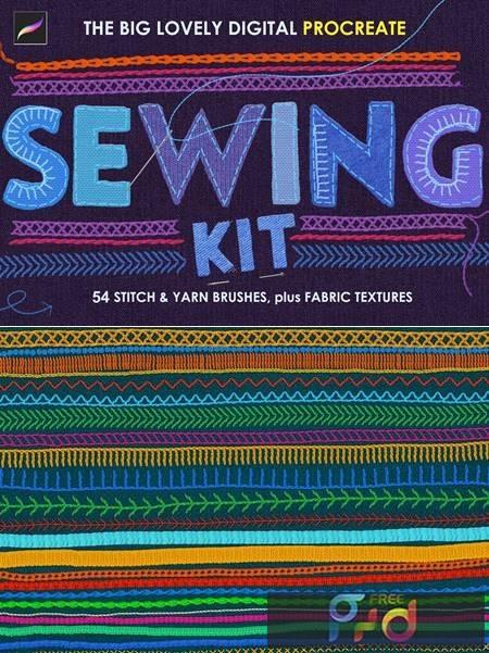 Procreate Sewing Brushes 5684796 1