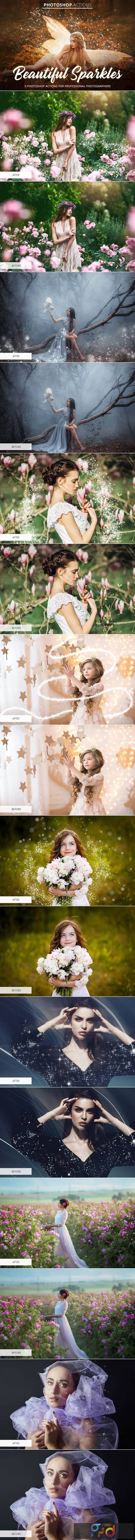 Beautiful Sparkles Actions for Ps 4848006 1
