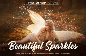 Beautiful Sparkles Actions for Ps 4848006 6