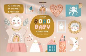 Boho Baby Collection 7095267 5