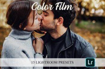 Lightroom Presets - Color Film 4820110 1